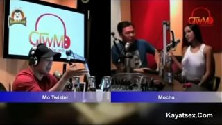 Mo Twister and Dr. Gan nilamas Boobs ni Mocha GTWM 31 Februa (new)